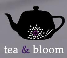 Tea bloom