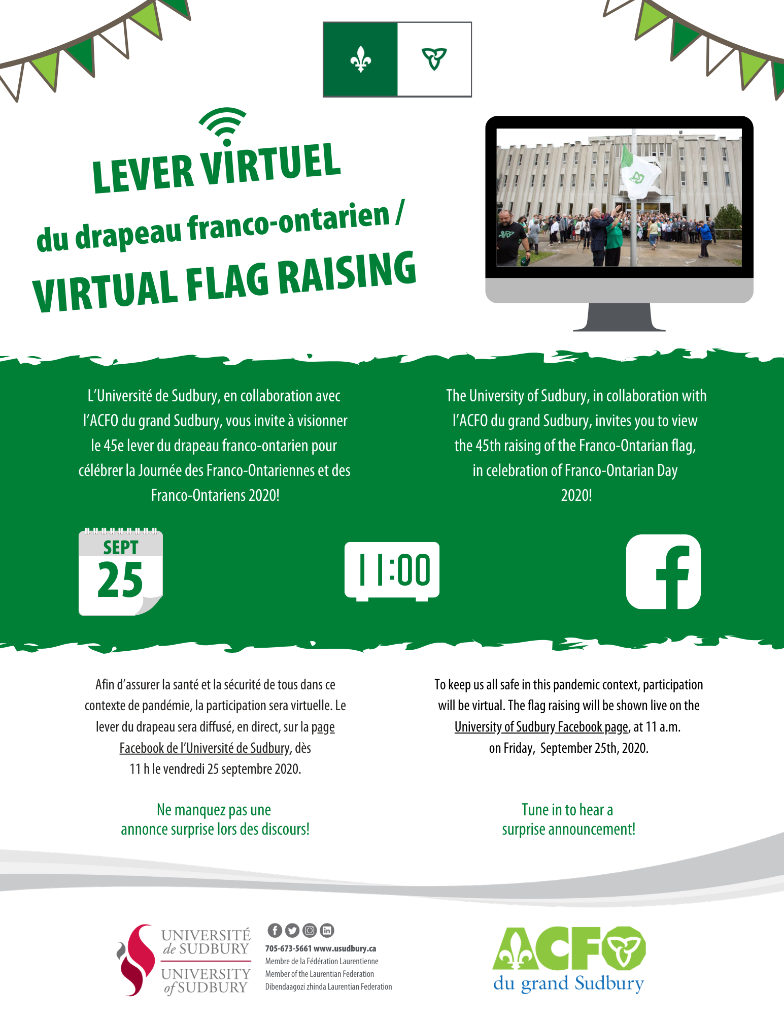 Invitation Lever drapeau franco ontarien 2020 final
