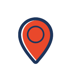 location icon free for use from Canva